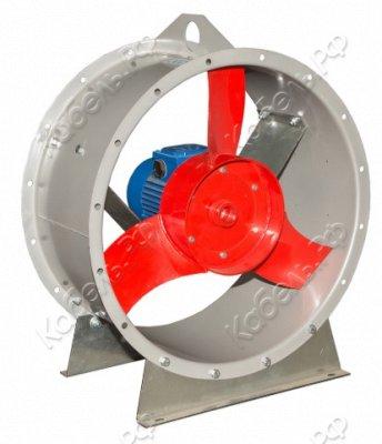 Осевой вентилятор ВО 06-300-10 (3,0 кВт 1000 об/мин) фото главное